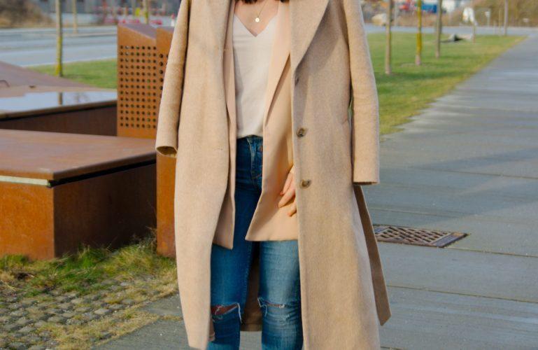 OOTD: Longline Tailored Blazer