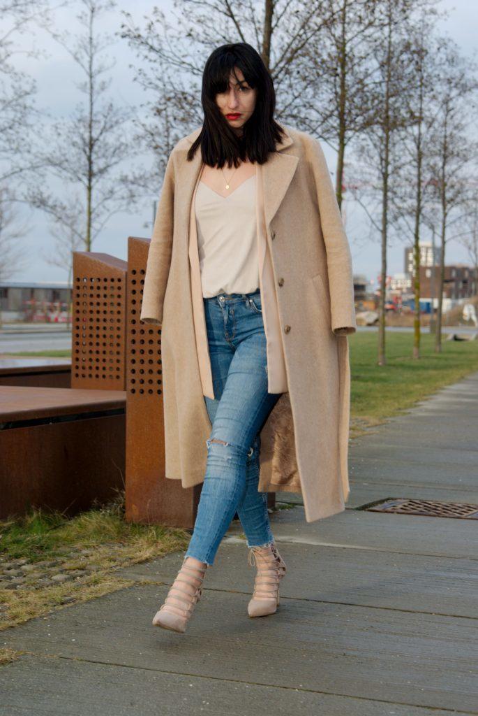 OOTD, Longline tailored blazer