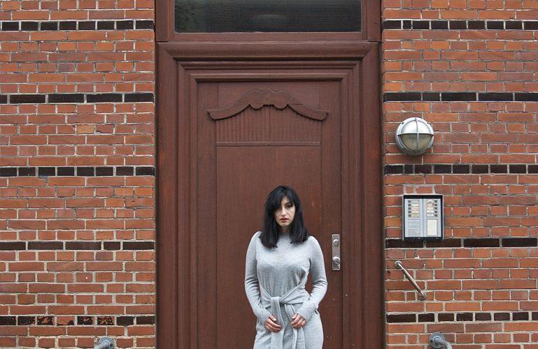 OOTD: The knitwear dress